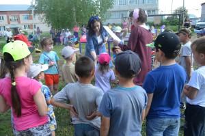 День соседей 27.05.2016 ул.Столярова 111